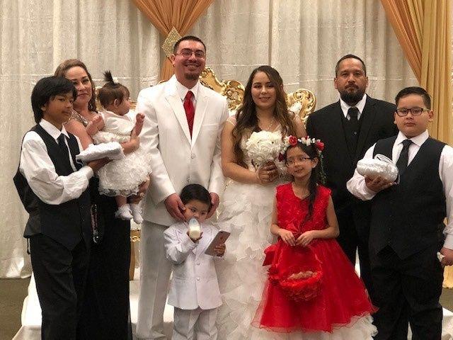 Latinx Wedding