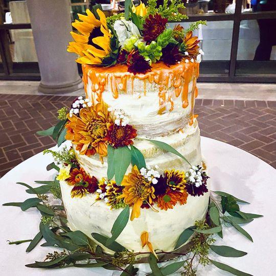 Autumnal Cake 2