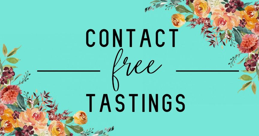 Contact free Tastings