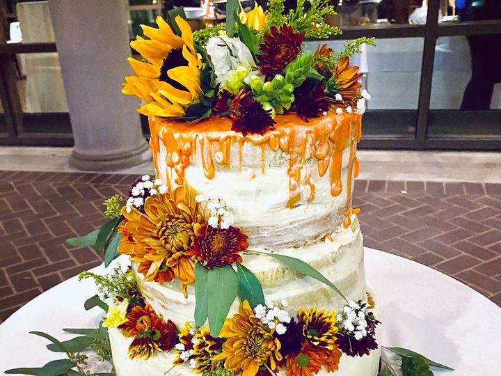 Tmx Autumnal Flower Wedding Cake 2 51 1896093 160313632565685 Saint Louis, MO wedding cake