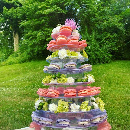 wedding macaron tower 51 1896093 159380573315709