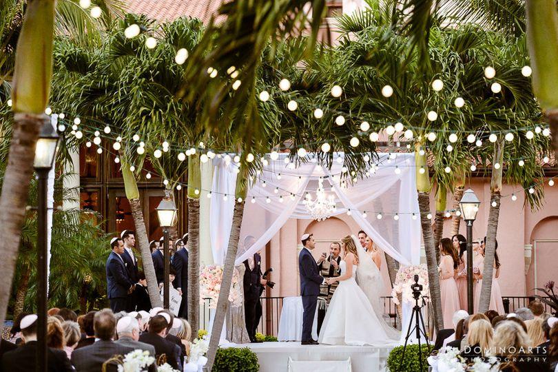 Waldorf boca raton wedding