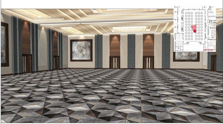 Heritage Ballroom Rendering