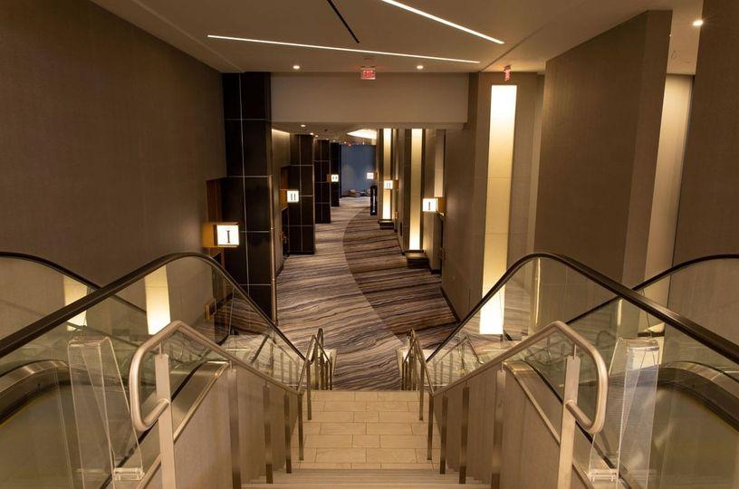 Event Center Foyer