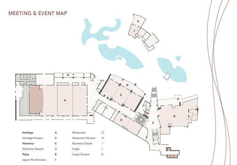 Full Event Center Floor Plan
