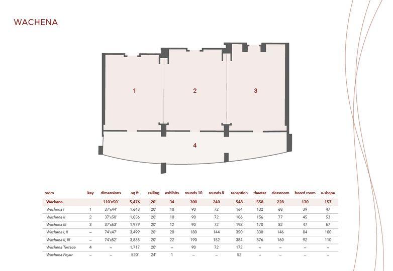 Wachena Floor Plan