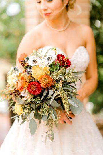 Autumn Wedding Galveston