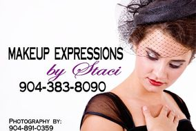 Makeup Expressions by Staci