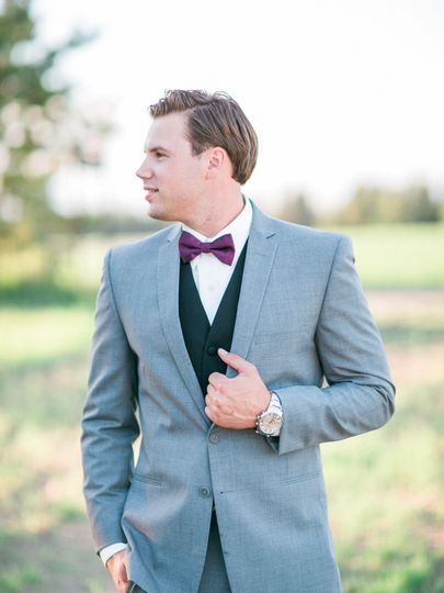 Tuxedo Gallery - Dress & Attire - Spokane, WA - WeddingWire