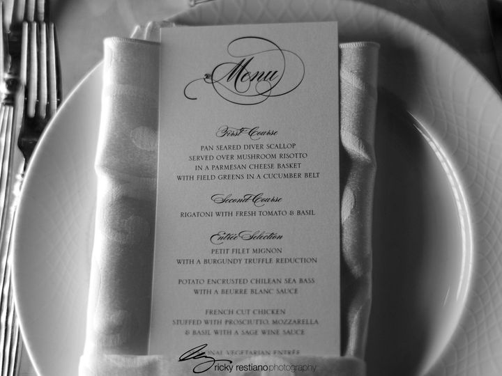 Tmx 1424405573195 Lddcarrollmenu Briarcliff Manor, New York wedding invitation