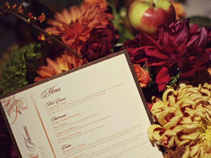 Tmx 1424405592297 Ldddemarinismenu Briarcliff Manor, New York wedding invitation
