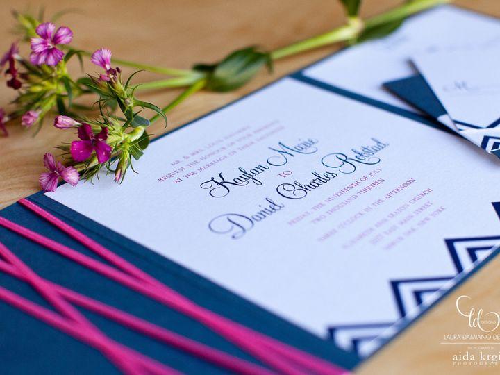 Tmx 1459266478782 Lddnavarroinvitation Briarcliff Manor, New York wedding invitation