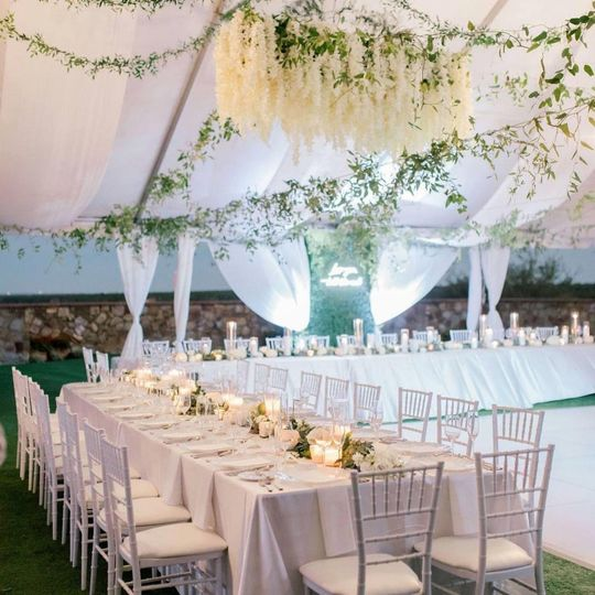 Flawless reception arrangement
