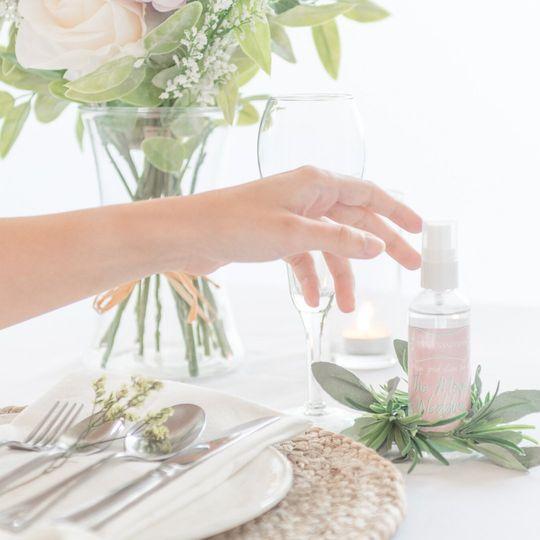 Customized Hand Sanitizer