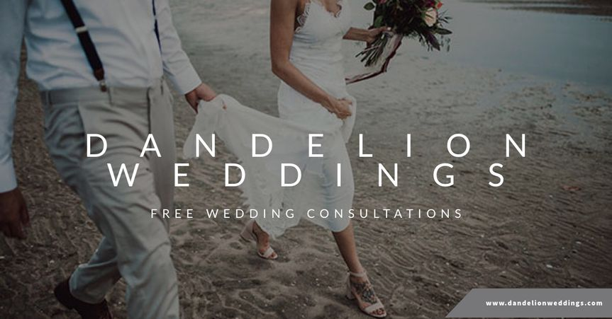 The Dandelion Affordable Wedding Photography