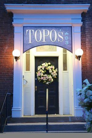 Topo's 403 front door