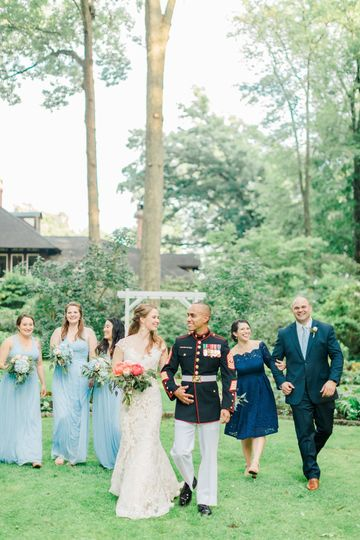 Wedding party | Mikaela Marie Photography
