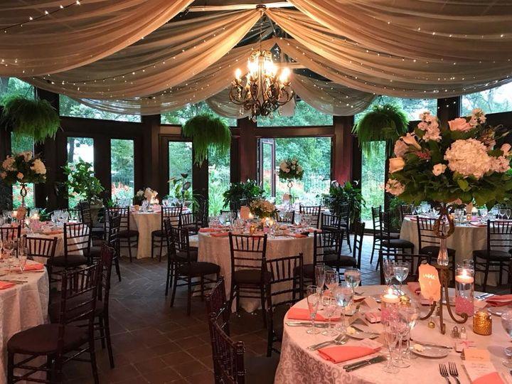 Mansion reception