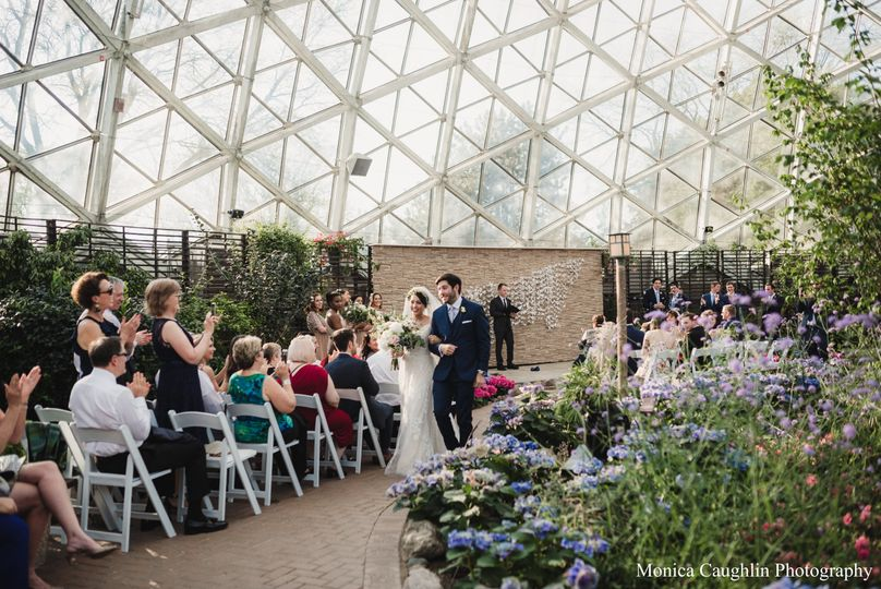 Ceremony in the Show Dome