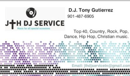 JTH DJ Service 1
