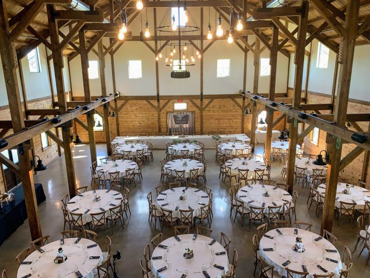 The Barn Interior