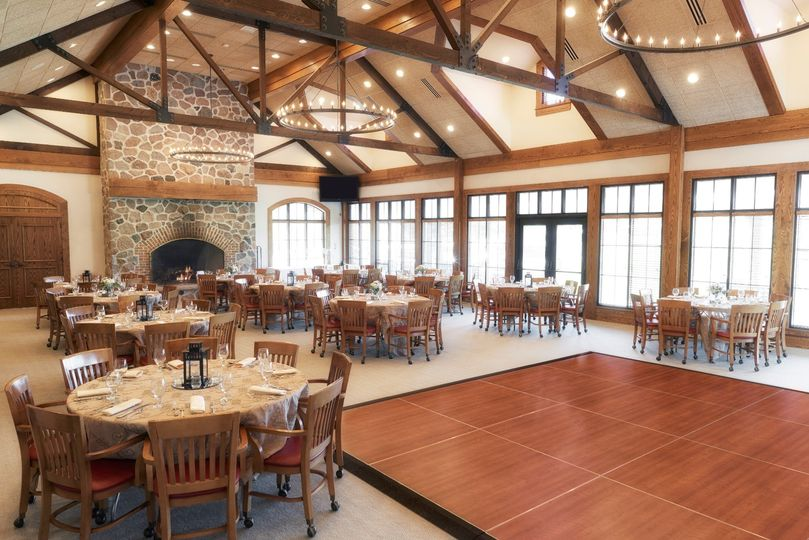 The Clubhouse Interior
