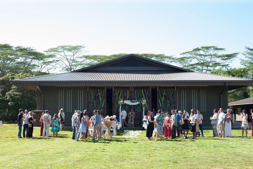 Porter Pavilion