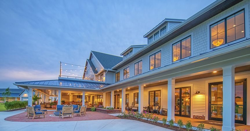 Clubhouse Bayside
