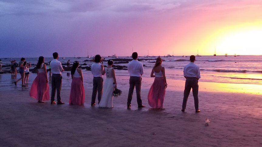 Sunset Ceremony / Costa Rica