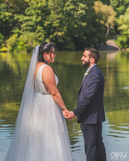 Satty Singh Photography - The happy couple