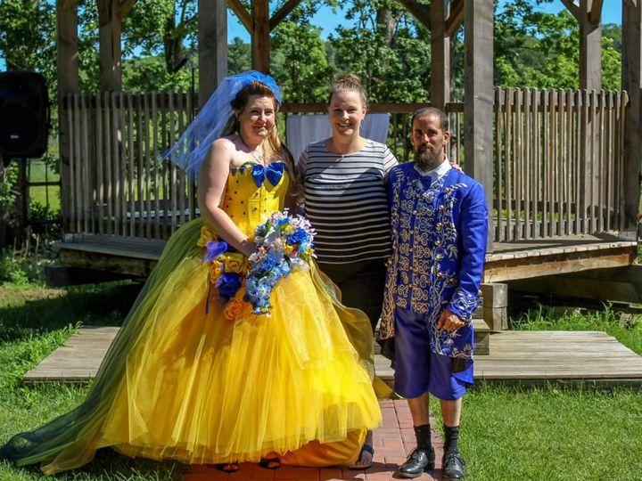 Tmx Jenn Wedding 2018 51 1048193 Northwood, NH wedding officiant