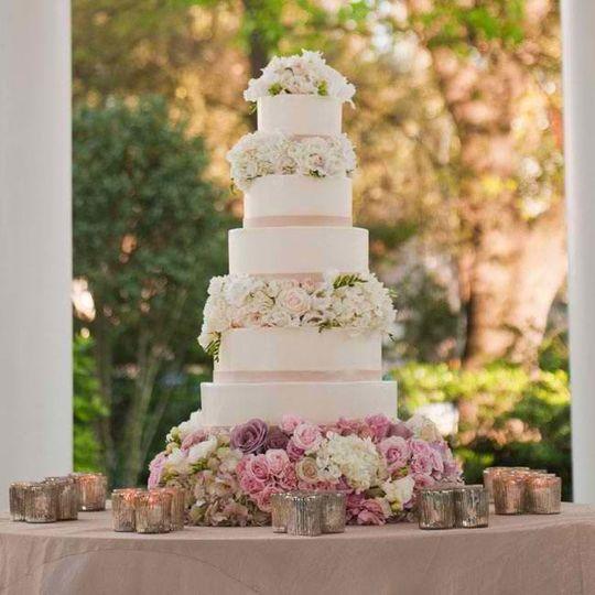 gustin wedding cake