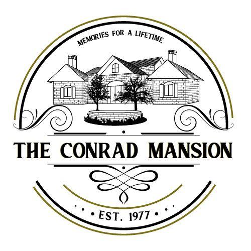 Tmx Conrad Mansion Logo Design B Color 51 1978193 159629961144152 Conrad, IA wedding venue
