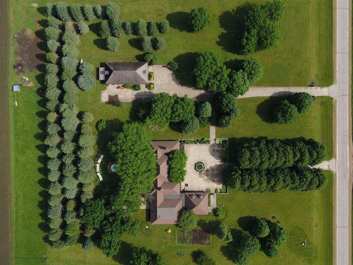 Tmx Mansion Aerial 2 51 1978193 159629884953026 Conrad, IA wedding venue