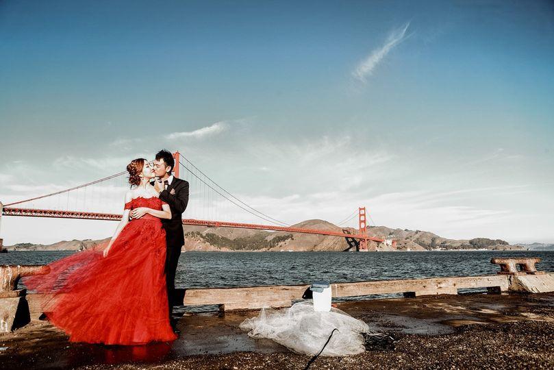 Scenic backdrops