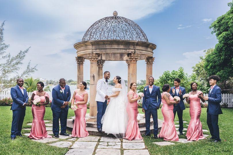 Cloisters bahamas wedding