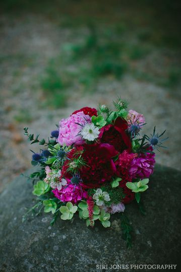 Peony Bridal Bouquet for June