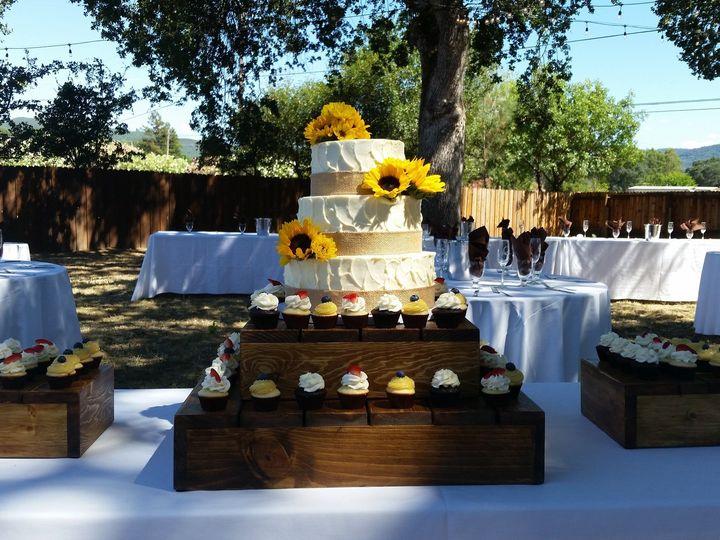 Tmx 1485294709636 2016 07 09 15.33.21 Windsor, CA wedding cake