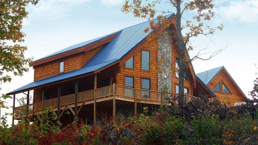 Blue Ridge Mountain - cabin option