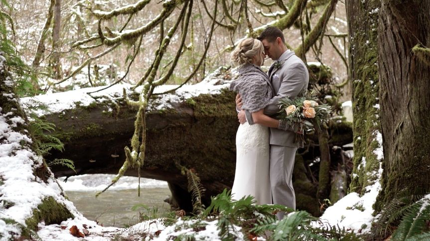 TreeHouse Point Elopement