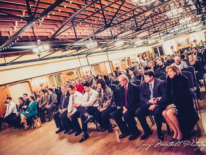Tmx 1516831360 2d18be17fac75fa9 1516831358 741fdb0a2e261b0f 1516831357775 2 Ceremony Setup Saint Paul, MN wedding venue
