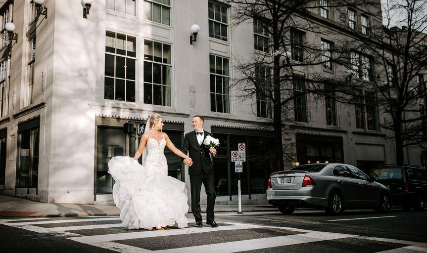 Downtown Richmond Wedding