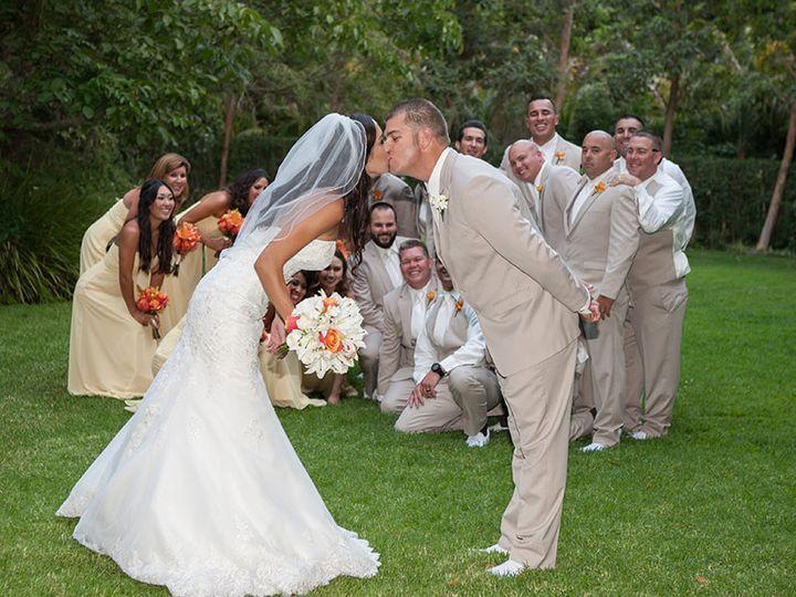 bride groom bending