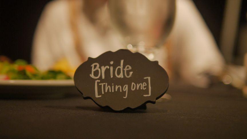 bridethingone