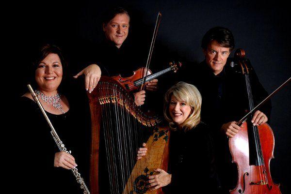 Muse Quartet as seen at Sea World FL
