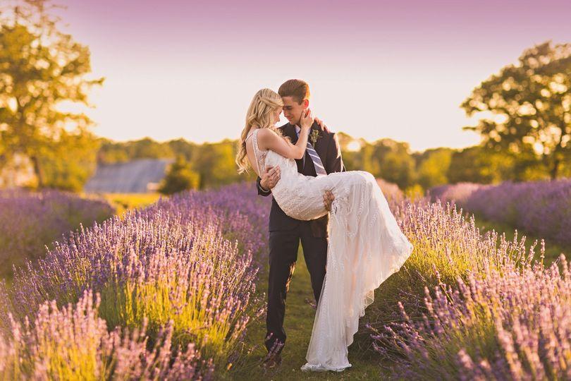 ashley grace bridal lavender farm 175