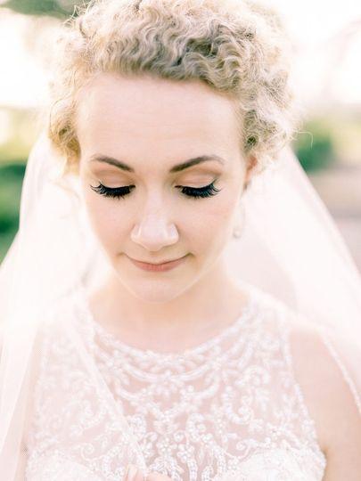Bridal Make Up Look