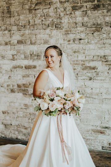 Classic Ballgown Wedding Dress