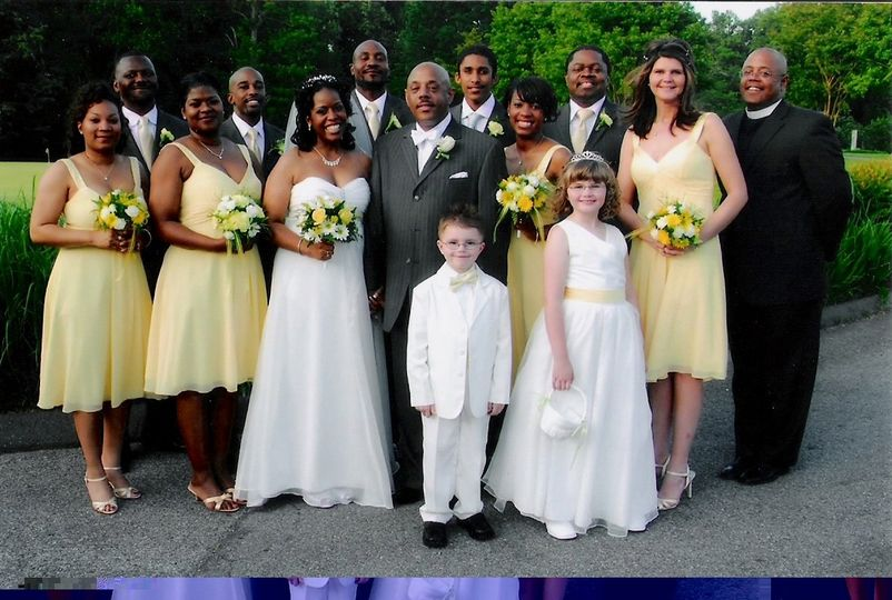 crystal and rodney wedding part