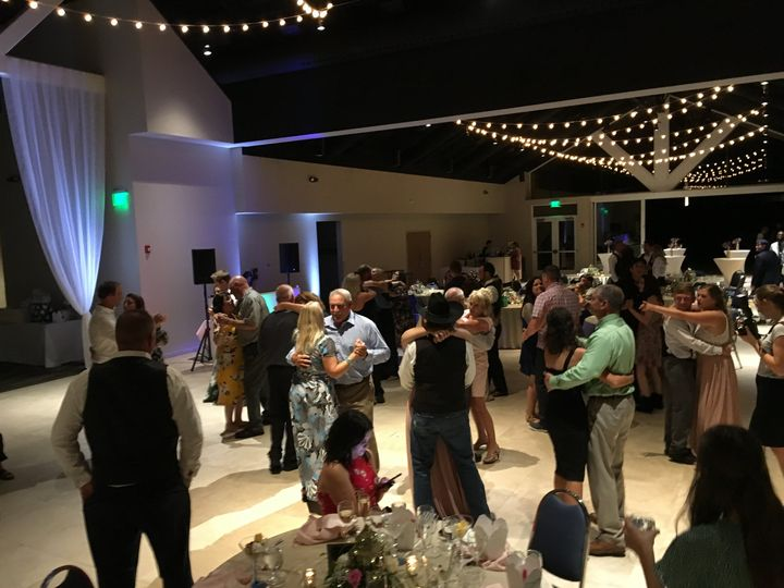 Couples dance at Hagadone's
